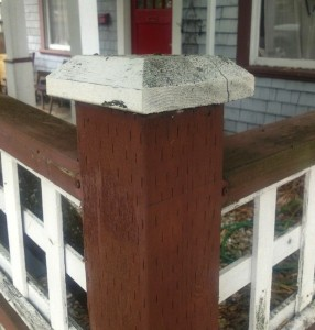Fence Post Cap
