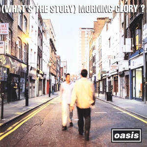 Oasis--(What's the Story) Morning Glory? album cover